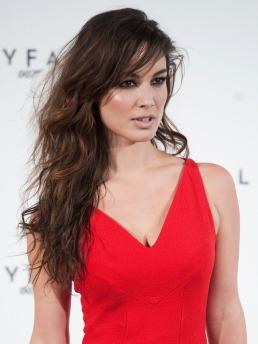 French actress Berenice Marlohe poses at