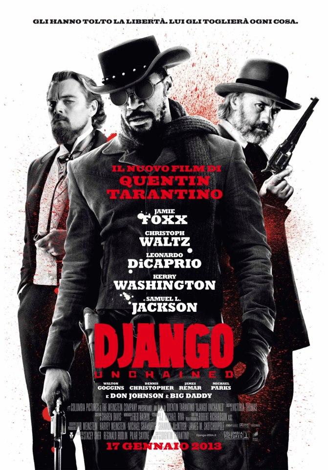 Django Unchained ita