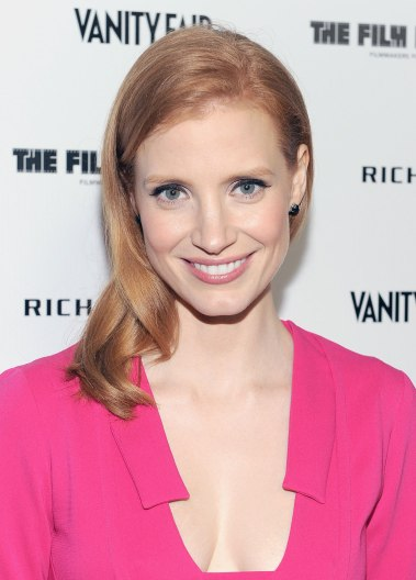 Jessica Chastain at Vanity Fair & Richard Mille Celebebration