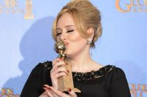 WINNERS+adele+golden+globes