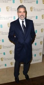 George-Clooney-on-the-BAFTA-Film-Awards-red-carpet