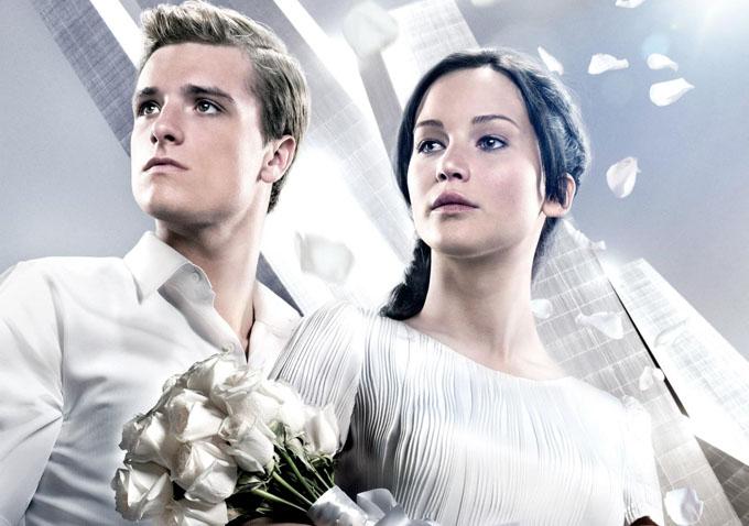 Hunger Games -header