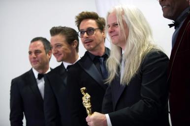 Oscar portraits 2