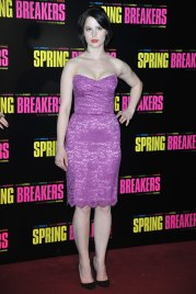 RACHEL KORINE at Spring Breakers Premiere