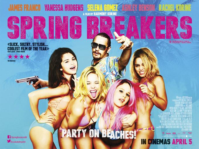 Spring Breakers 3