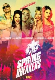 Spring Breakers poster 1