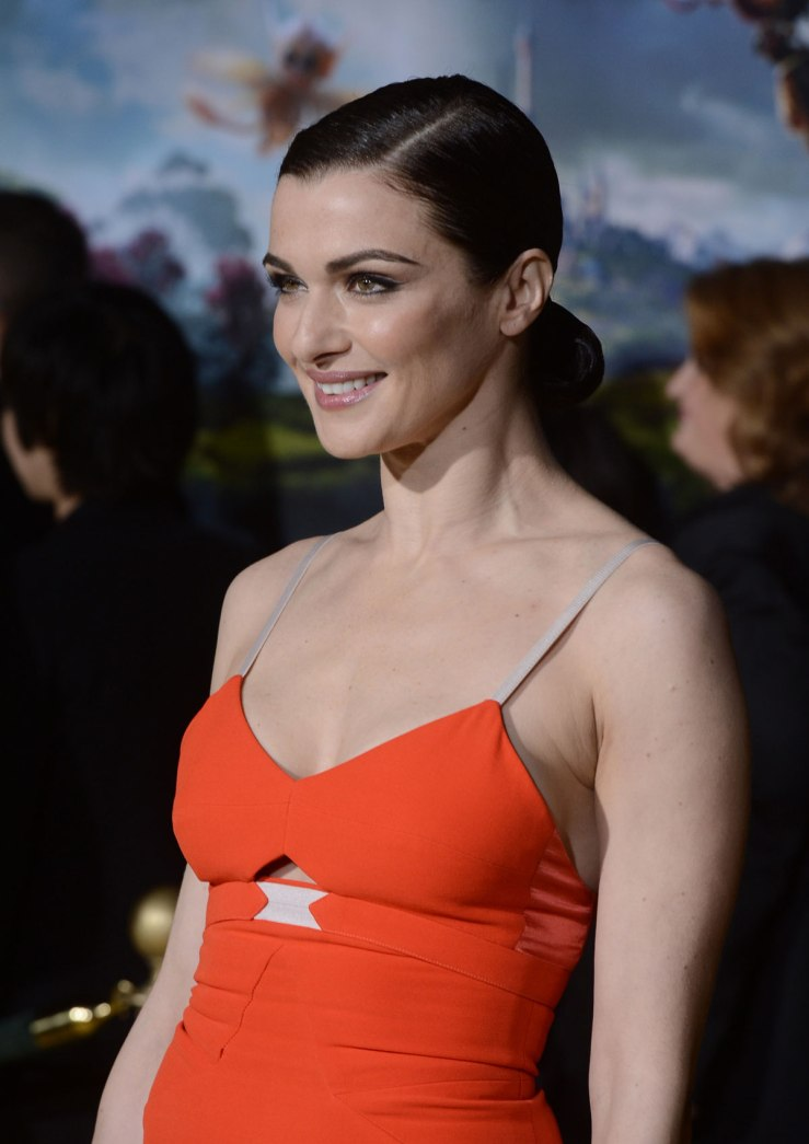 RACHEL WEISZ at Oz The Great And Powerful Premiere
