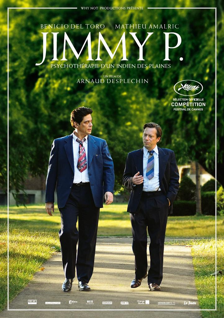 Jimmy P Poster
