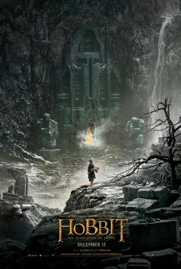lo-hobbit-la-desolazione-di-smaug-prima-locandina-con-bilbo