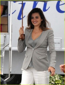 """Penelope Cruz Is Ready To Film """"The Counselor"""""""