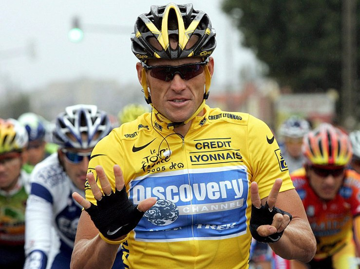 Armstrong lie 1