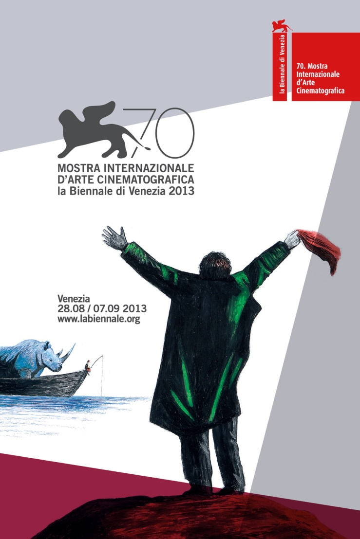 Venezia 70 poster