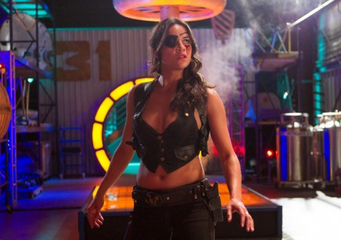 Machete kills 12