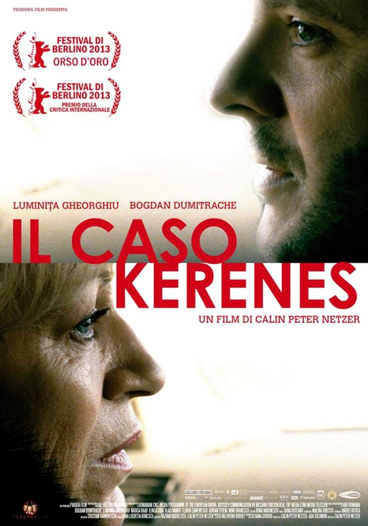 Il caso Kerenes poster