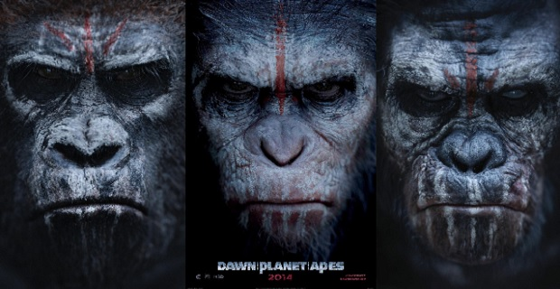 Dawn-of-the-Planet-of-the-Apes-Character-Posters