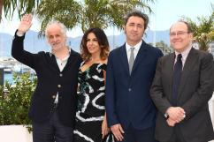 La grande bellezza Cannes photocall