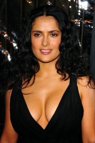 Salma Hayek Hot Photo 2013-14 01