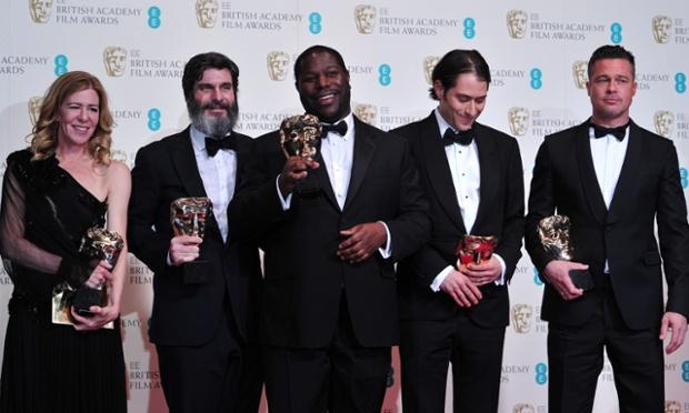 BAFTA 12 years a slave