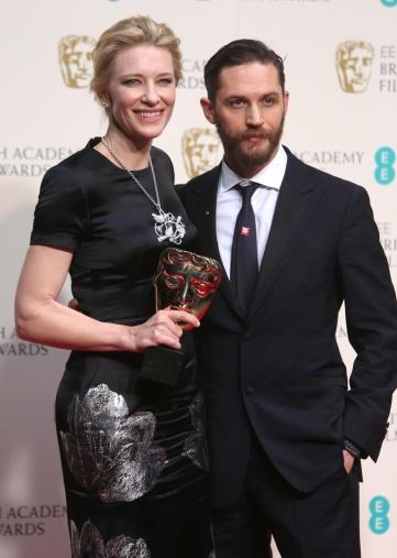 Cate Blanchett, Tom Hardy