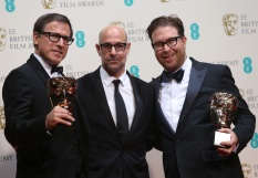 David O. Russell, Eric Warrensinger, Stanley Tucci