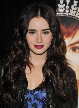 "Apple Store Soho Presents Meet The Actor: Lily Collins From ""Mirror Mirror"""