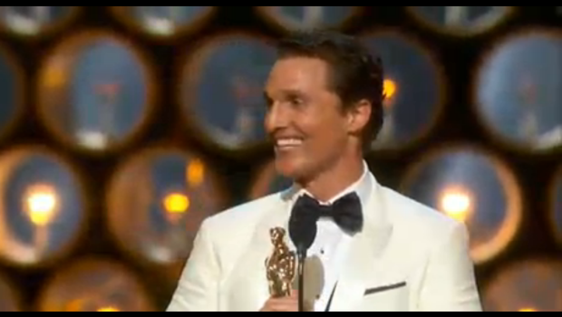 McConaughey Oscar