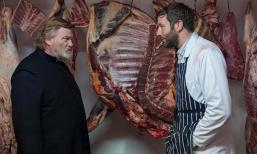 Brendan Gleeson and Chris O'Dowd in John Michael McDonagh's Calvary.
