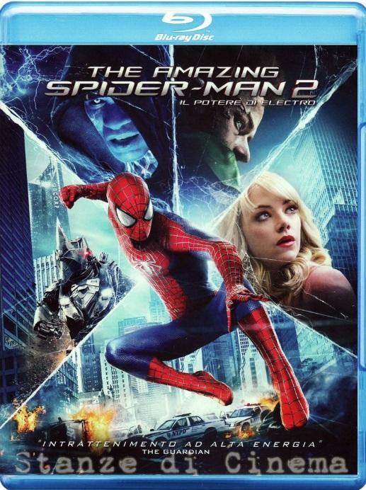 spider man2  bluray