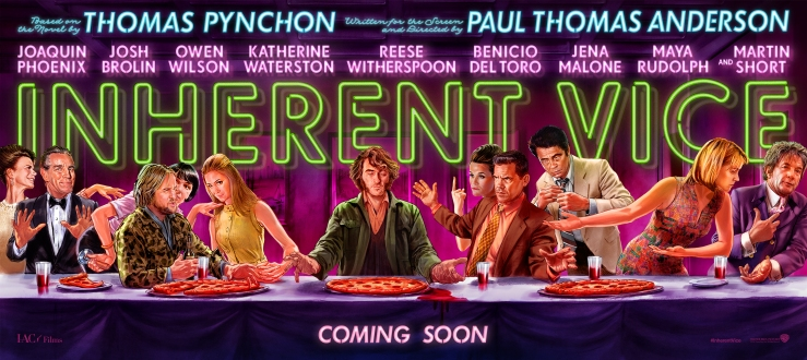 Inherent Vice Last Supper header