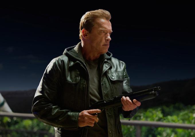Terminator Genisys Arnold