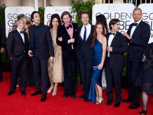 Arrivals - 72nd Golden Globe Awards