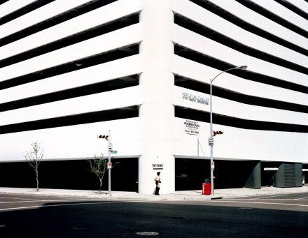 W.Wenders, Entrance, Houston, Texas, 1983