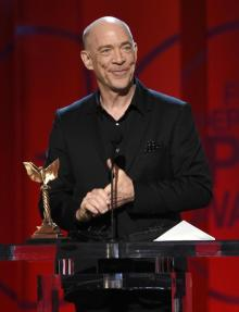 ISA J.K.Simmons Winner