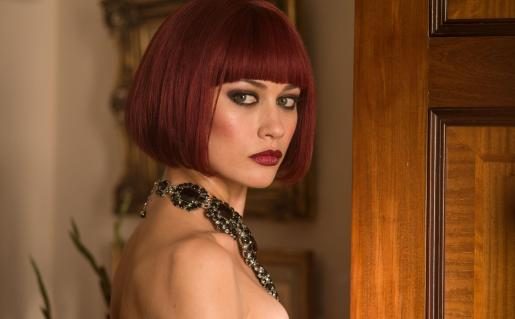 still-of-olga-kurylenko-in-the-november-man-(2014)