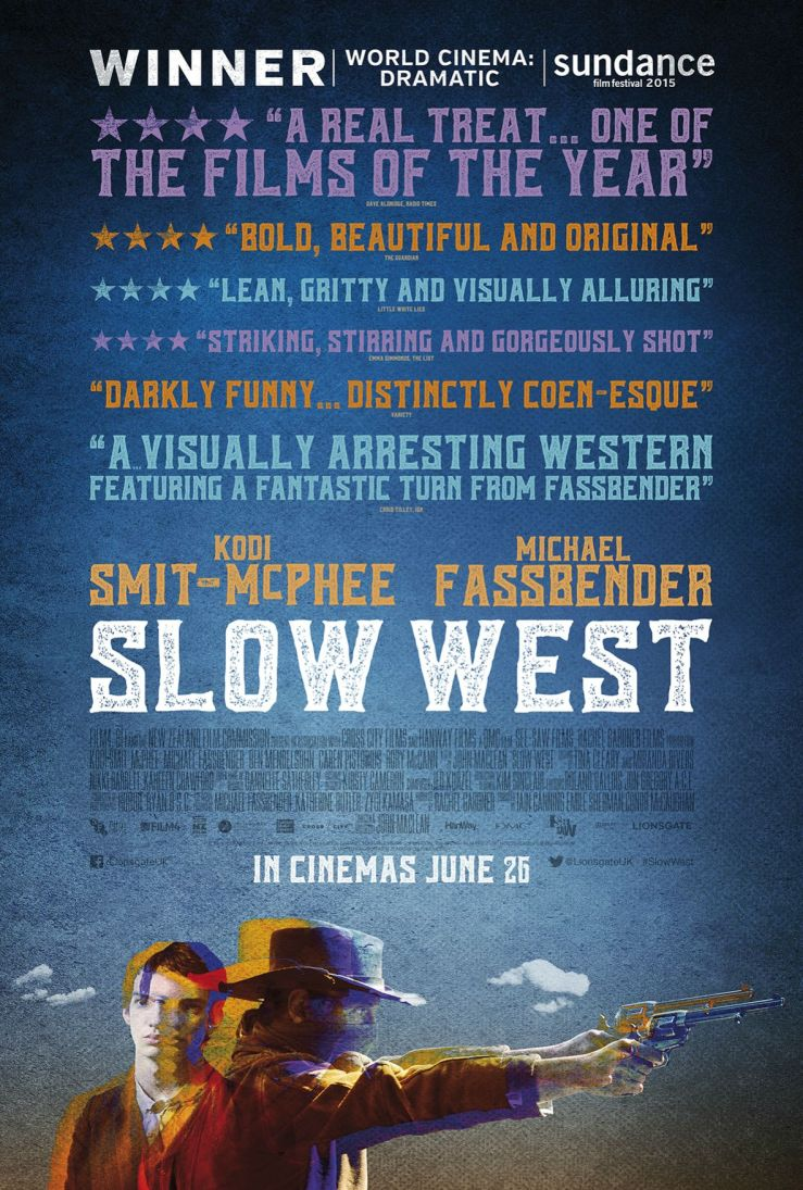 Slow West poster 1