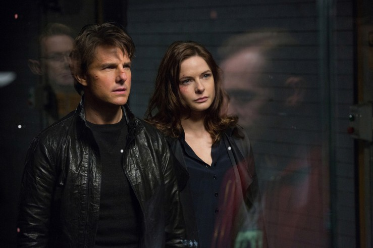 Mission impossible Rogue Nation 2