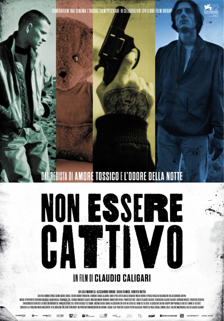 NON-ESSERE-CATTIVO-POSTER-LOCANDINA-2015