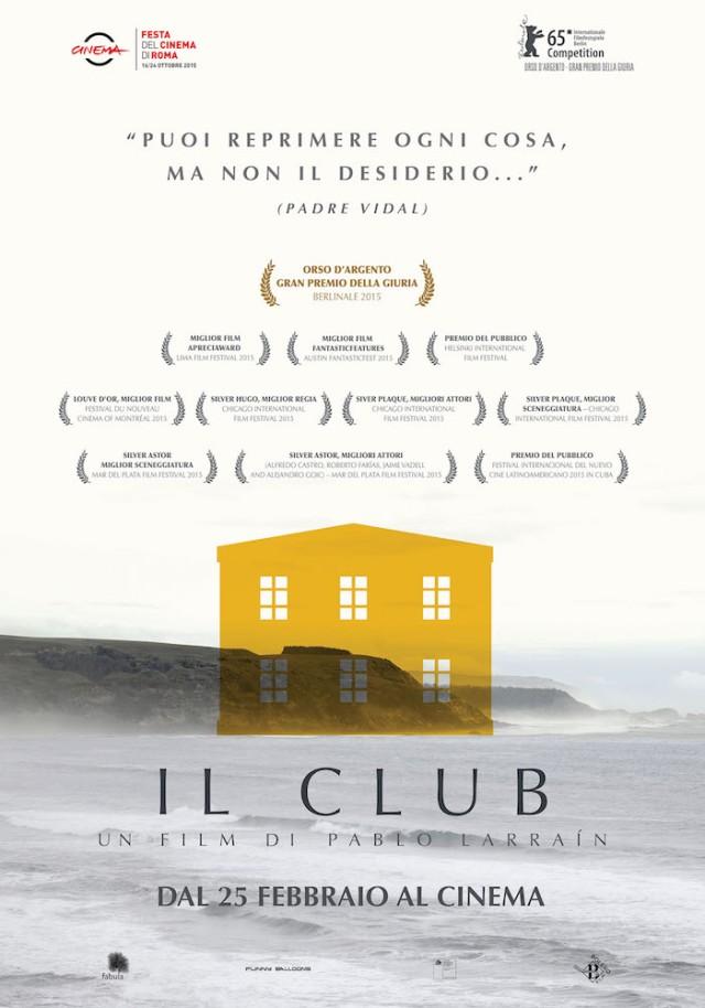 IL CLUB poster