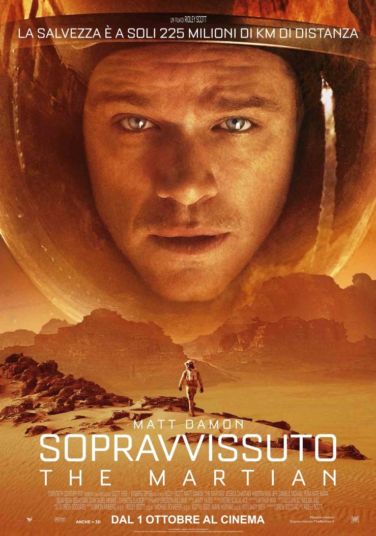 Sopravvissuto -The-Martian