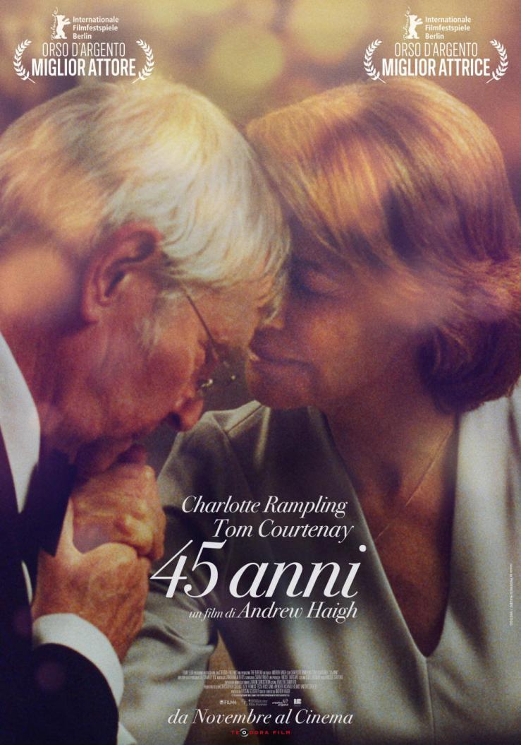 45 anni poster