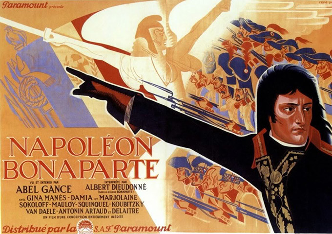 Abel Gance Napoleon