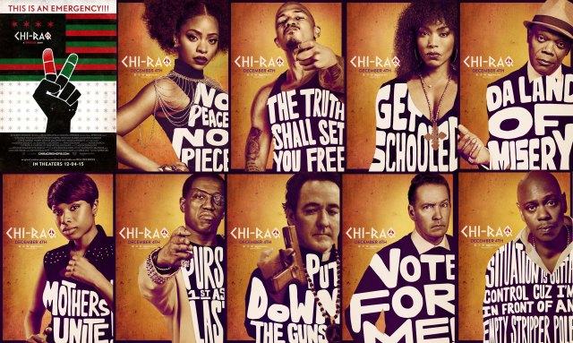 Chi-Raq-posters