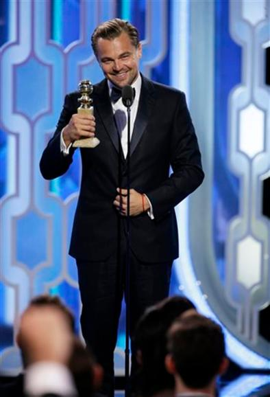 73rd Annual Golden Globe Awards - Season 73