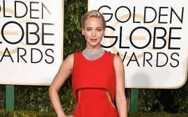 Jennifer Lawrence Globes