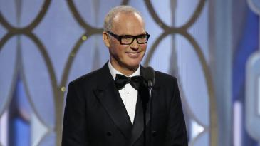 Michael Keaton Globes