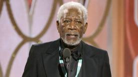 Morgan Freeman GLobes