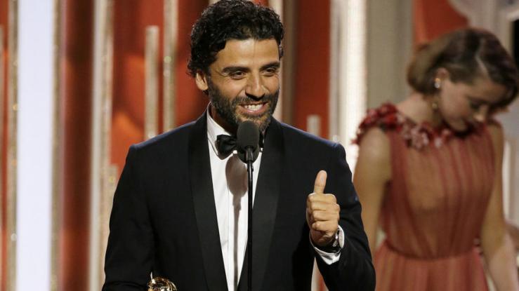 Oscar Isaac Globes 2