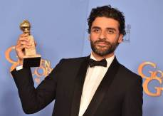 Oscar Isaac Globes
