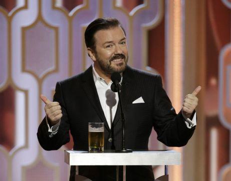 Ricky Gervais Globes
