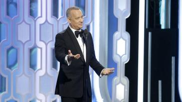 Tom hanks Globes